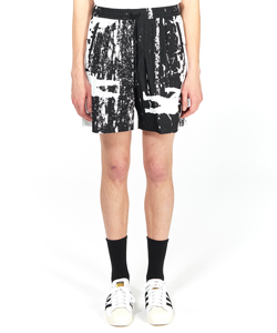 VIER PRINT SHORT PANTS