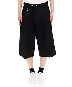HENRI / SUPER WIDE TAILORED SHORTS