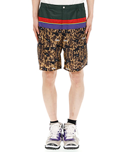 PRINTED TOUGH SHORTS