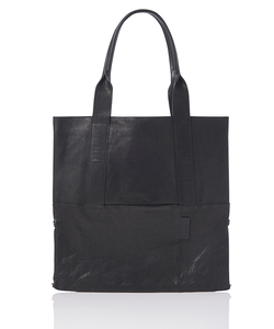 LEATHER TOTE THIN&LIGHT2