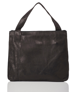 LEATHER SHOULDER BAG SIMPLE 2