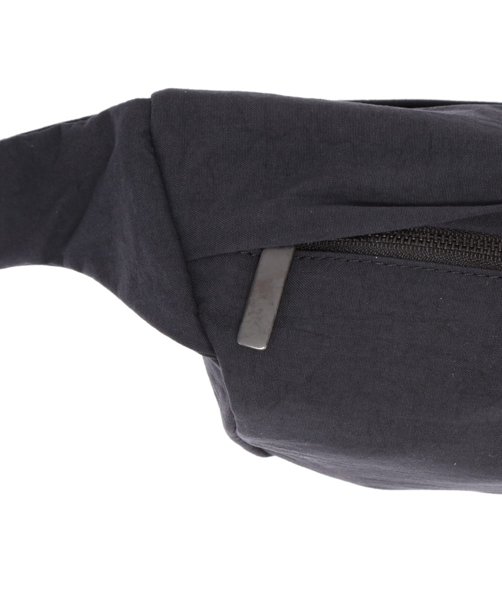 FABRIC SMALL WAIST BAG 'DEMI CERCLE'
