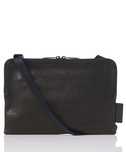 LEATHER SHOULDER BAG POUCH