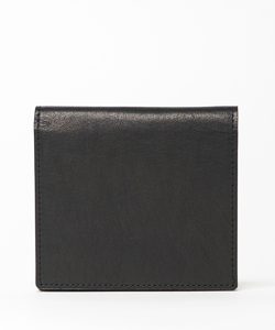 LEATHER WALLET COMPACT OIL TANNED