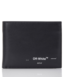 SEASONAL LOGO BIFOLD WALLET