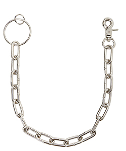 BIG CHAIN KEY RING