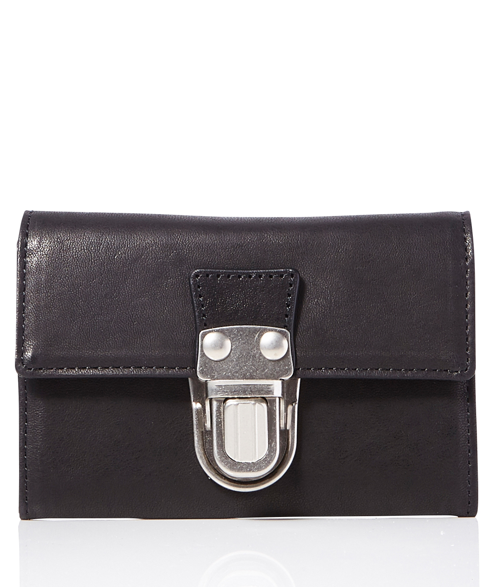 "LEATHER CARD CASE ""CARTABLE"""