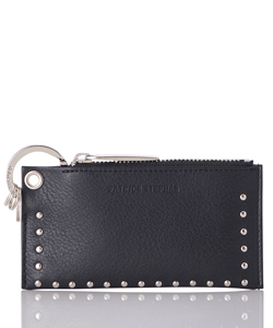 LEATHER KEY CASE & HOLDER 'COMER STUDS' KS