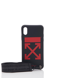 ARROW IPHONE X COVER W STRAP