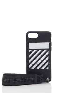 DIAG IPHONE 8 COVER W STRAP