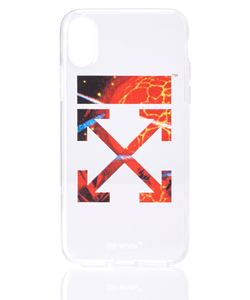 HANDS AND PLANET IPHONE X COVER