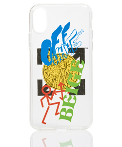 MIXED GRAPHICS IPHONE X COVER