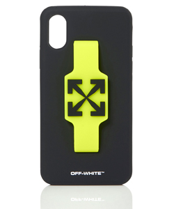 IPHONE X COVER W FINGER GRIP