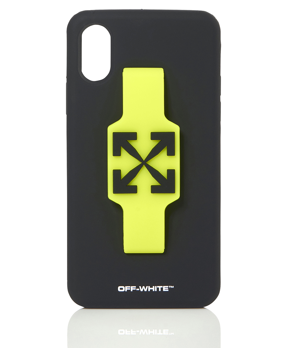 IPHONE XR COVER W FINGER GRIP