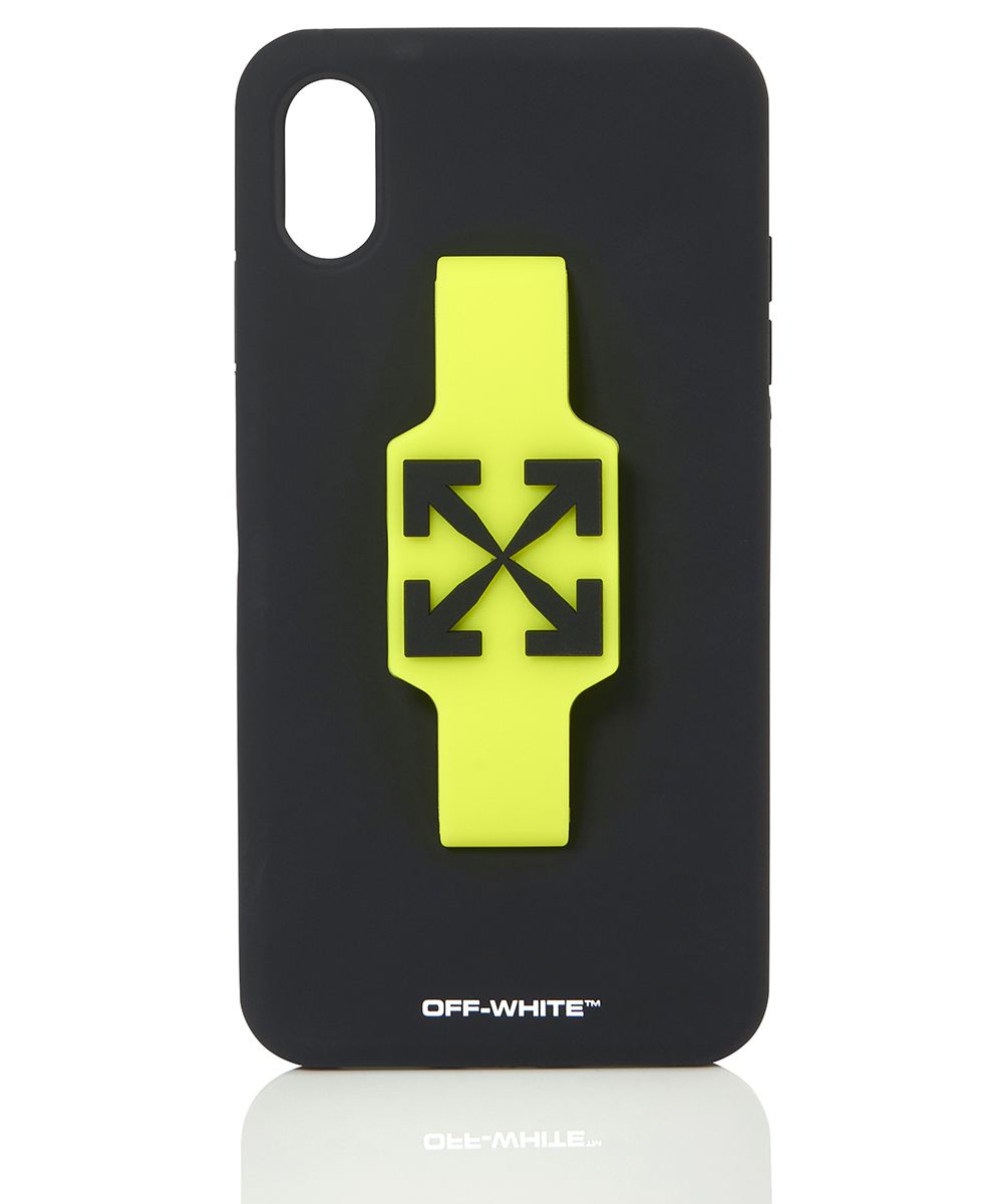 IPHONE XS MAX COVER W FINGER