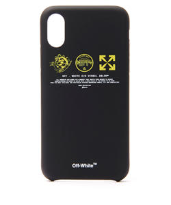 MULTI SYMBOLS IPHONE XS COVER