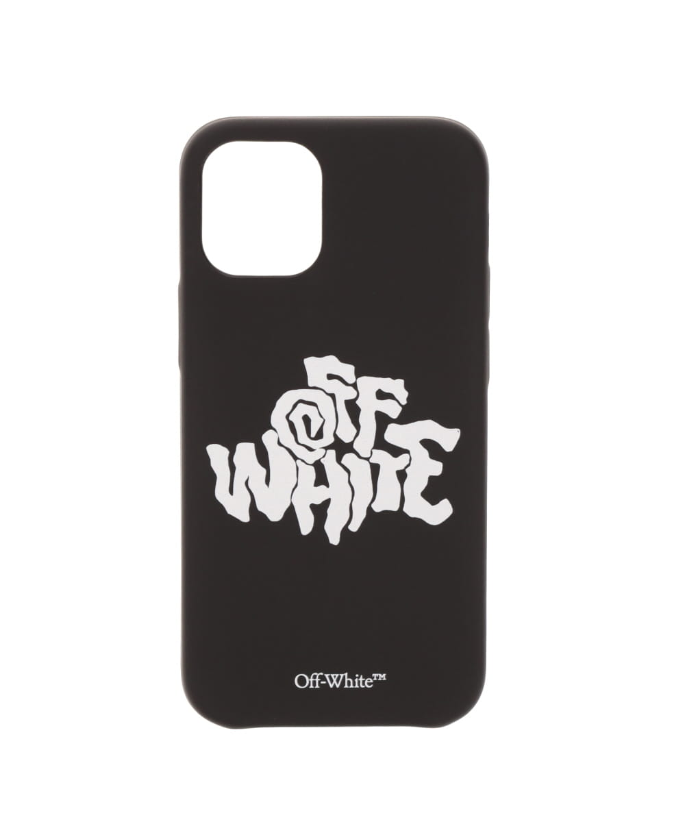 OFF BLUR LOGO IPHONE 12 CASE