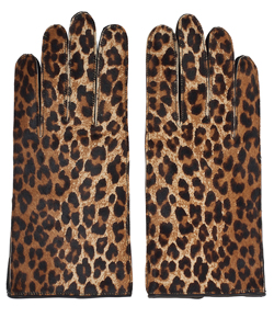 ANIMAL LEATHER GLOVES