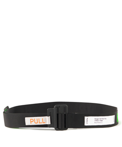 KK TAPE BELT COLOURED LOGO