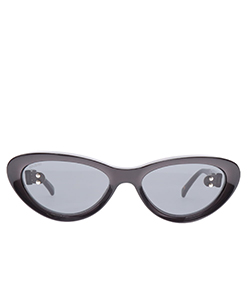 CATS EYE FLAME SUNGLASSES