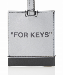 QUOTE KEY HOLDER NECKLACE