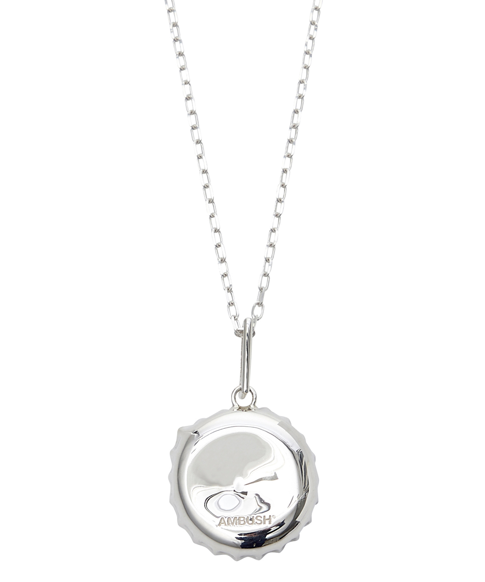 BOTTLE CHARM NECKLACE