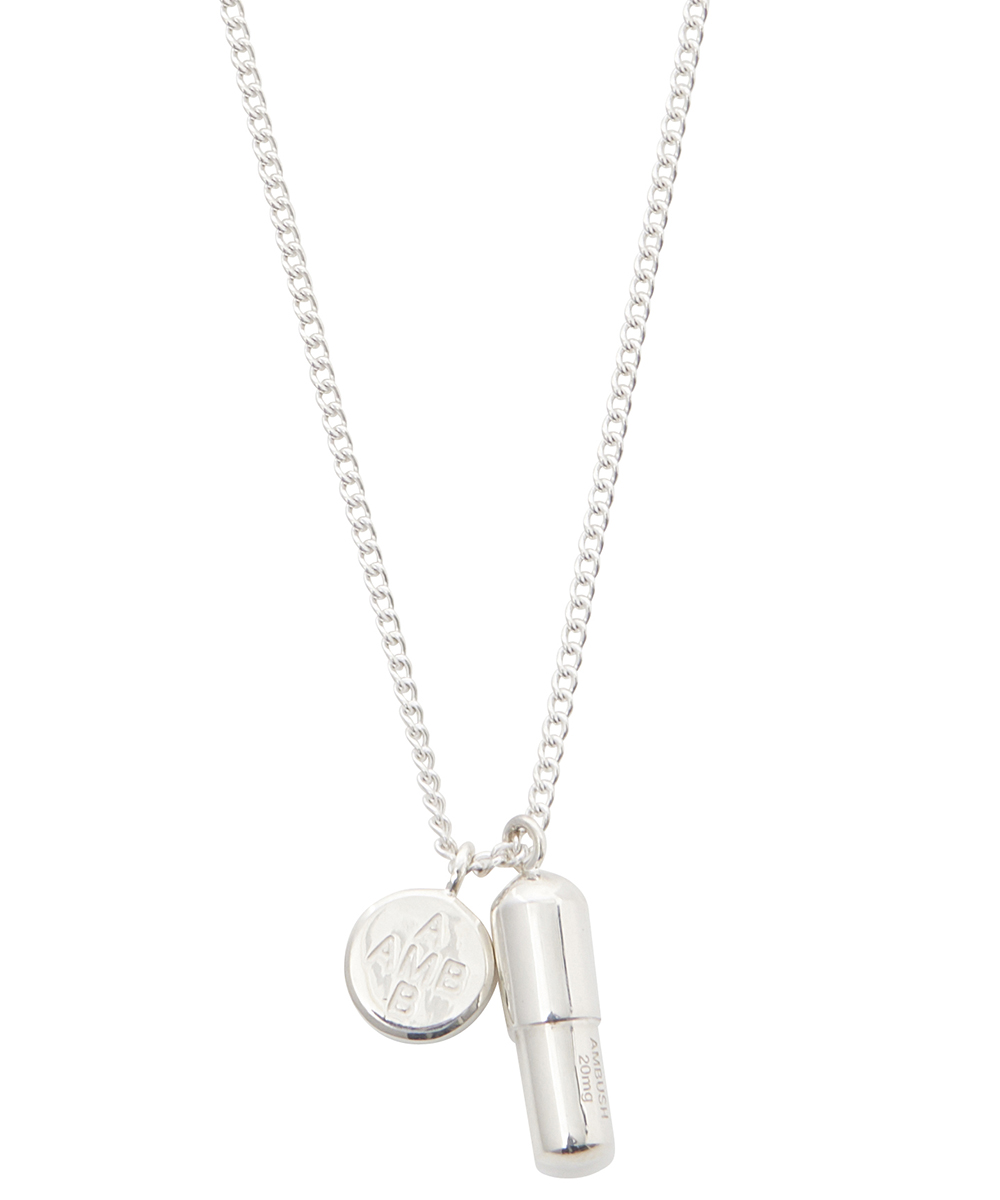 PILL CHARM NECKLACE