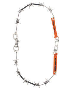 BARBWIRE NECKLACE