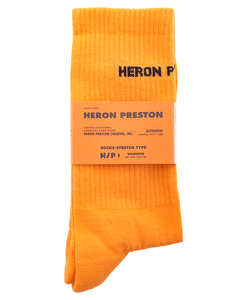 HERONPRESTON COTTON RIB SOCKS
