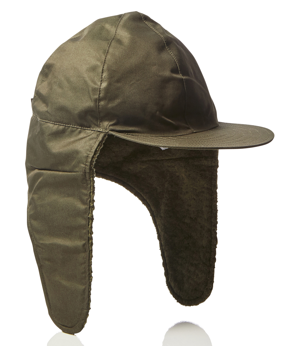 T/C GABARDINE FLIGHT CAP