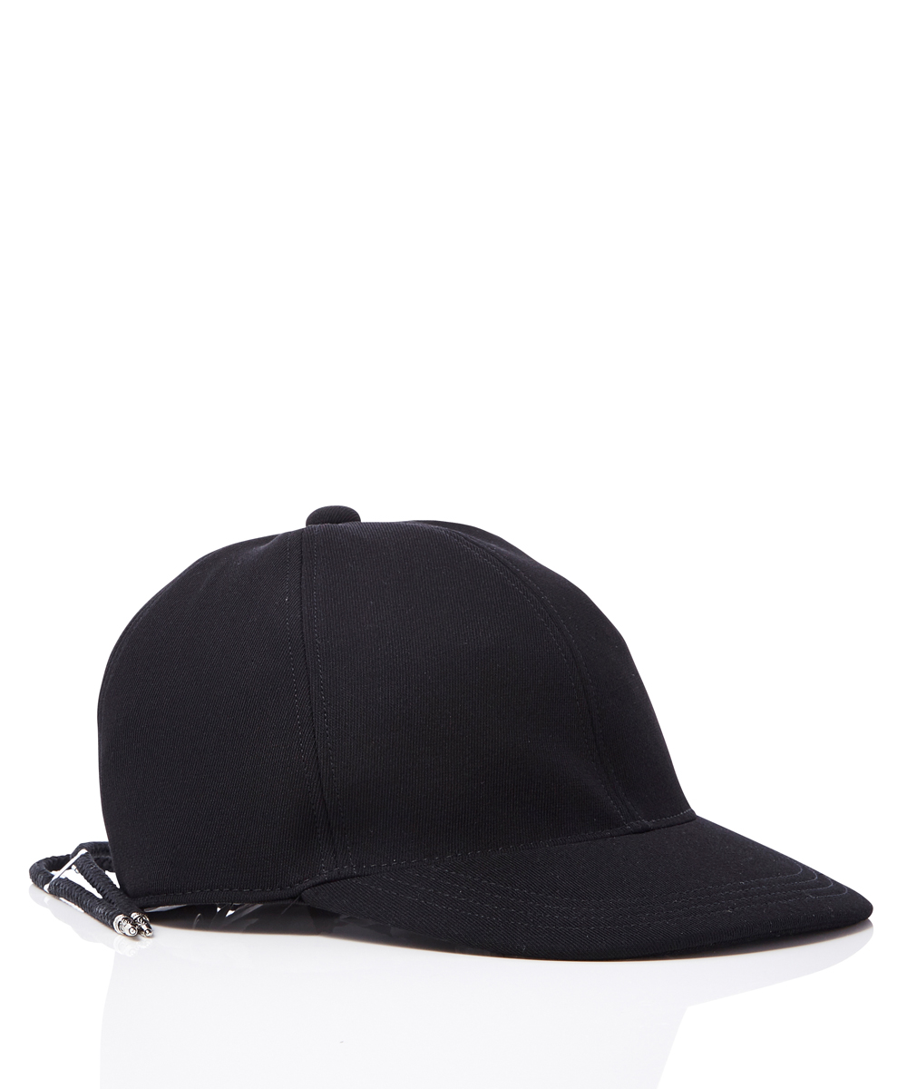 LACE-UP CAP