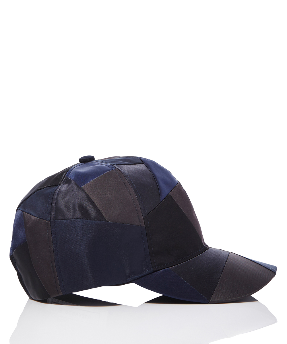 PANEL PATCHWORK CAP