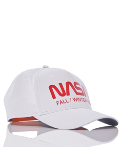 NASA REFLECTIVE CAP