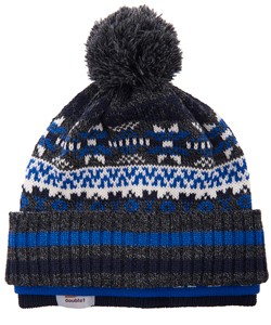 3 LAYERED KNIT CAP