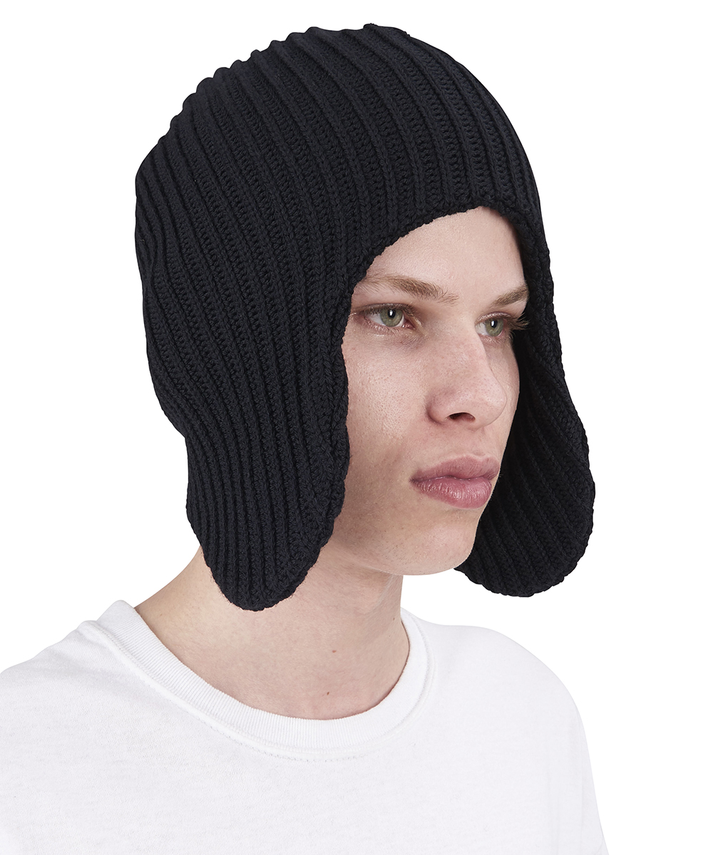 EAR KNIT CAP