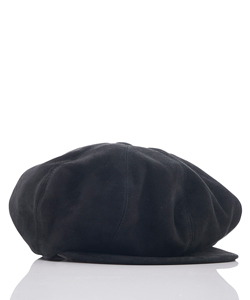 GOAT LEATHER CASQUETTE