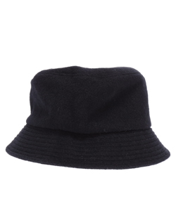 ANGORA WOOL BUCKET HAT