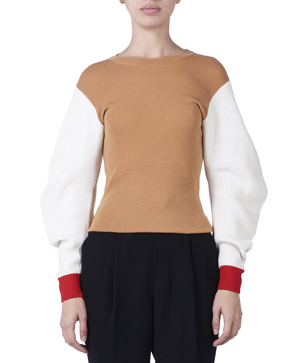 COMBINATION MIX PULLOVER