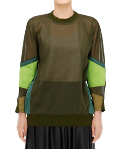 HIGH TWIST JERSEY TOP