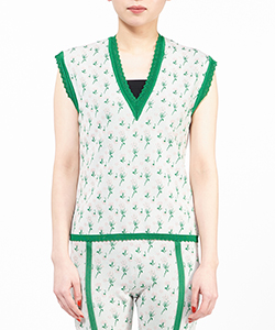 PEDICEL KNIT SLEEVELESS TOPS