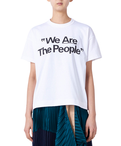"""WE ARE THE PEOPLE"" T-SHIRT"