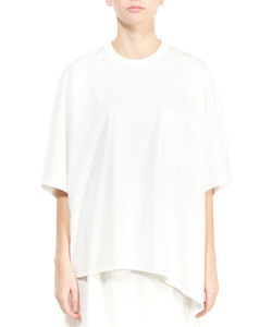 SUVIN COTTON RIBBON TEE