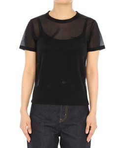 SHEER NYLON JERSEY KIDS T-SHIRT