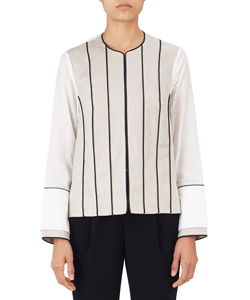BONDING CARDIGAN SHIRT