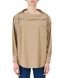 COTTON STUDS SHIRTS