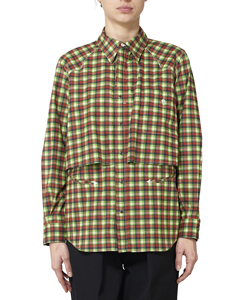 BROAD WESTERN CHECK SHIRT