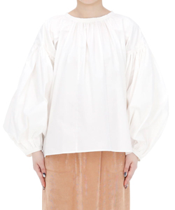 VOLUME PUFF SMOCK TOPS
