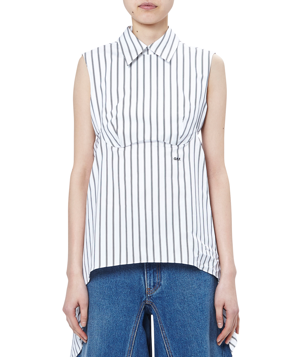 STRIPE A LINE SHIRT