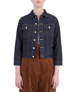 SELVAGE DENIM KIDS BLOUSON