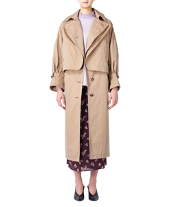 2WAY TRENCH COAT